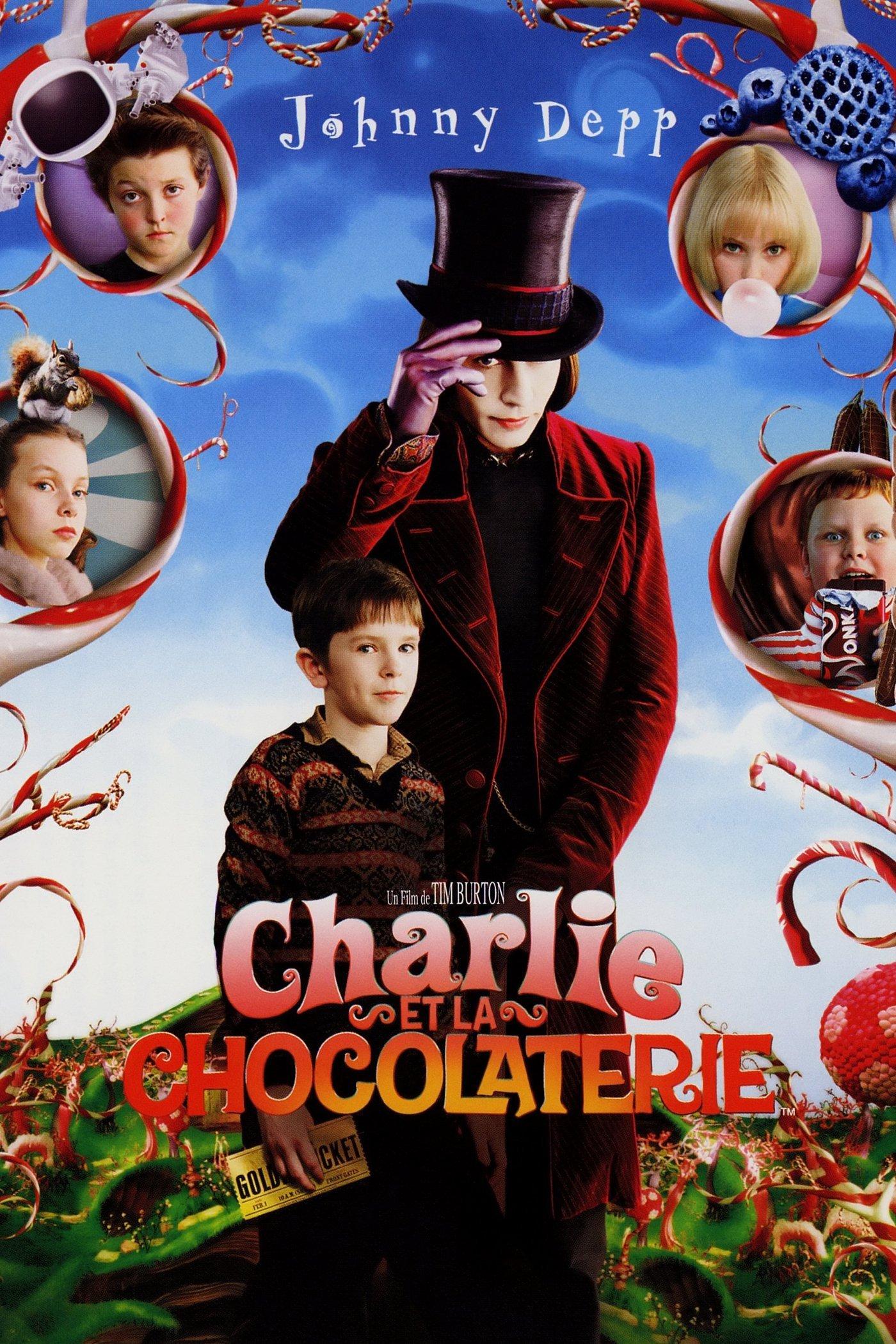 Charlie et la chocolaterie (Film, 2005) — CinéSéries
