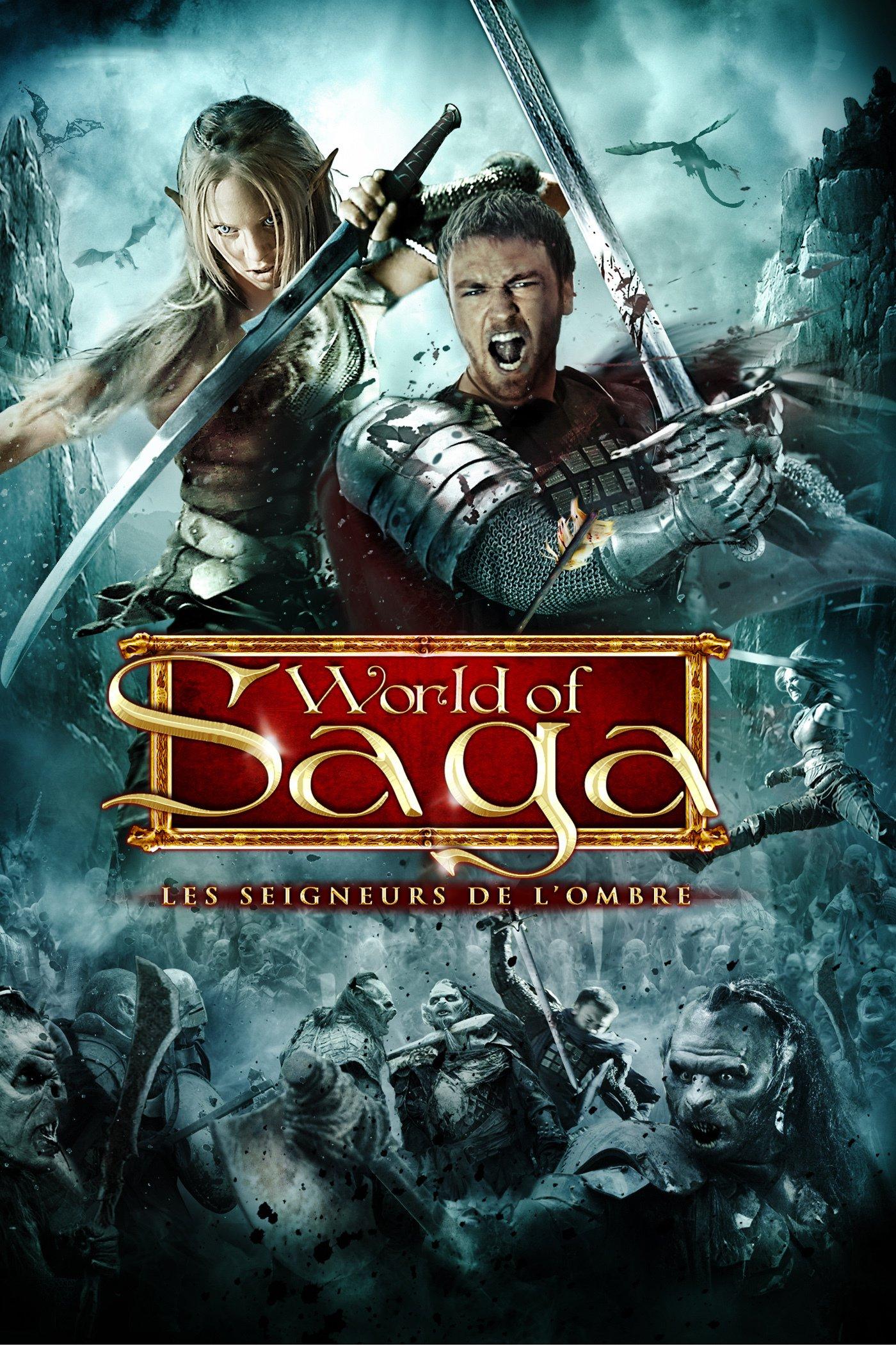 World of Saga, les seigneurs de lombre