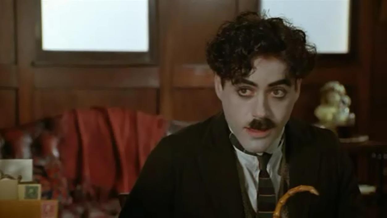 Chaplin biopic