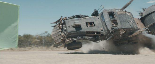 Mad Max : Fury Road, l'avant et l'après effets spéciaux ...