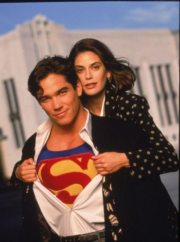 Teri Hatcher est pour un reboot de Lois et Clark
