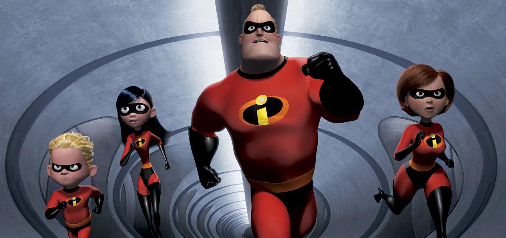 Les Indestructibles : toujours un des meilleurs films de super-héros !