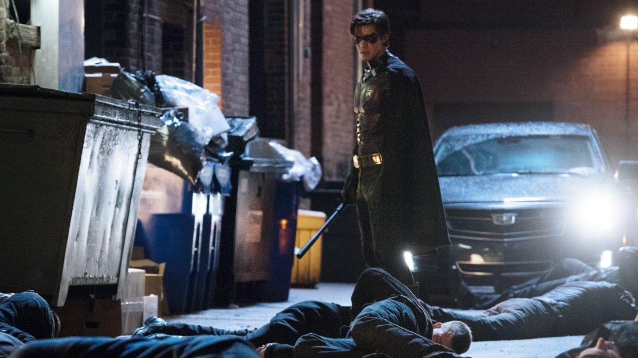 Titans (épisode 1) : le DC Universe tient sa première série