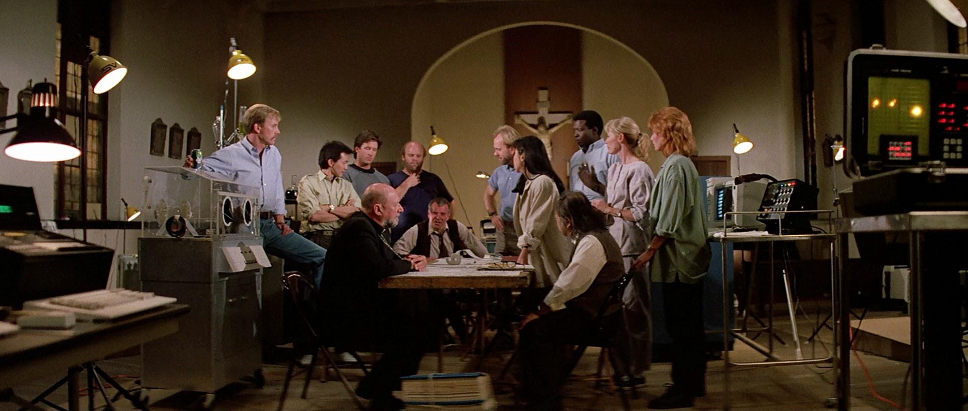 Prince des Ténèbres : Critique du film de John Carpenter.