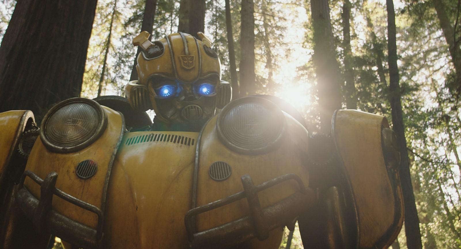 Critique Bumblebee : la parenthèse attendrissante des Transformers