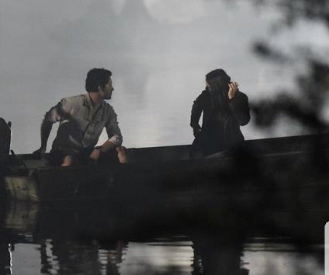 Premières photos de tournage de Swamp Thing