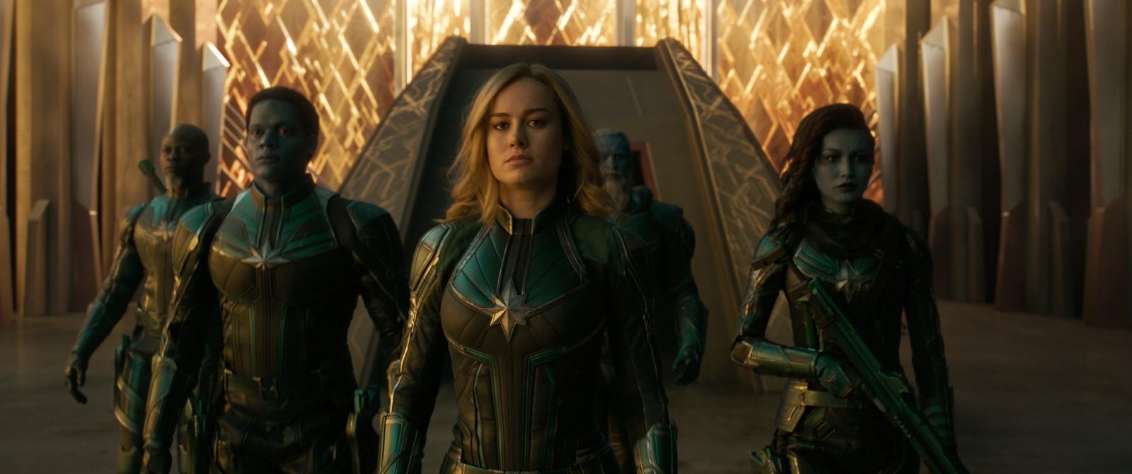 Critique Captain Marvel : une simple introduction d'Endgame ?