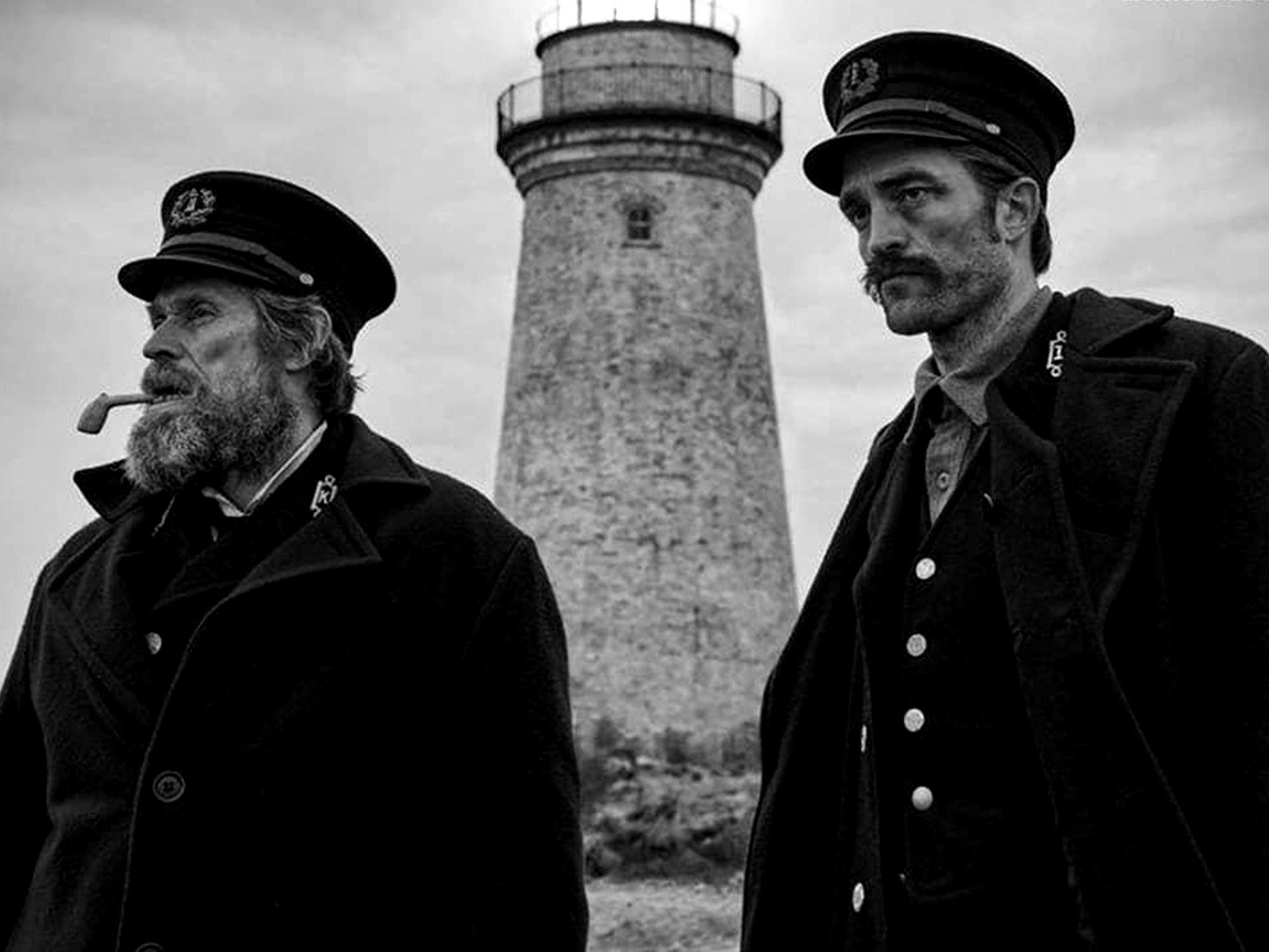 films in frame lighthouse