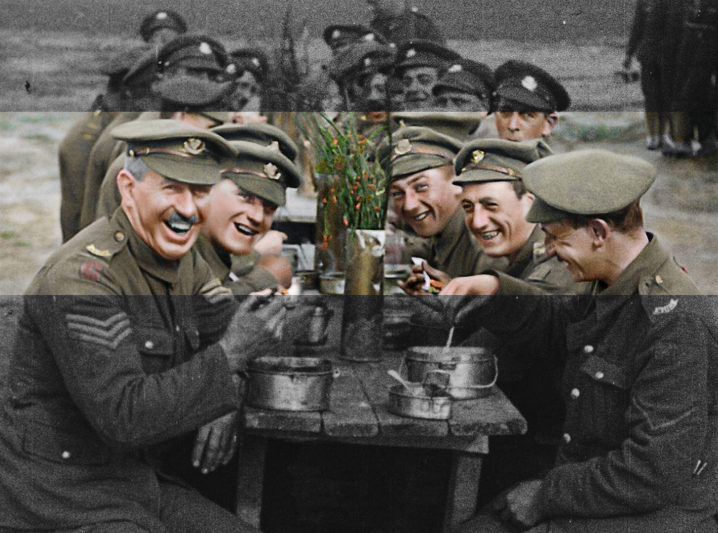 """Critique de """"Pour les soldats tombés"""", le documentaire de Peter Jackson sur la Première Guerre mondiale."""