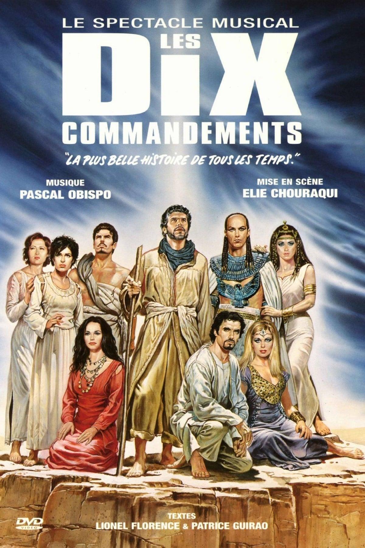 Les Dix Commandements -Comedie Musicale - HDTV720p