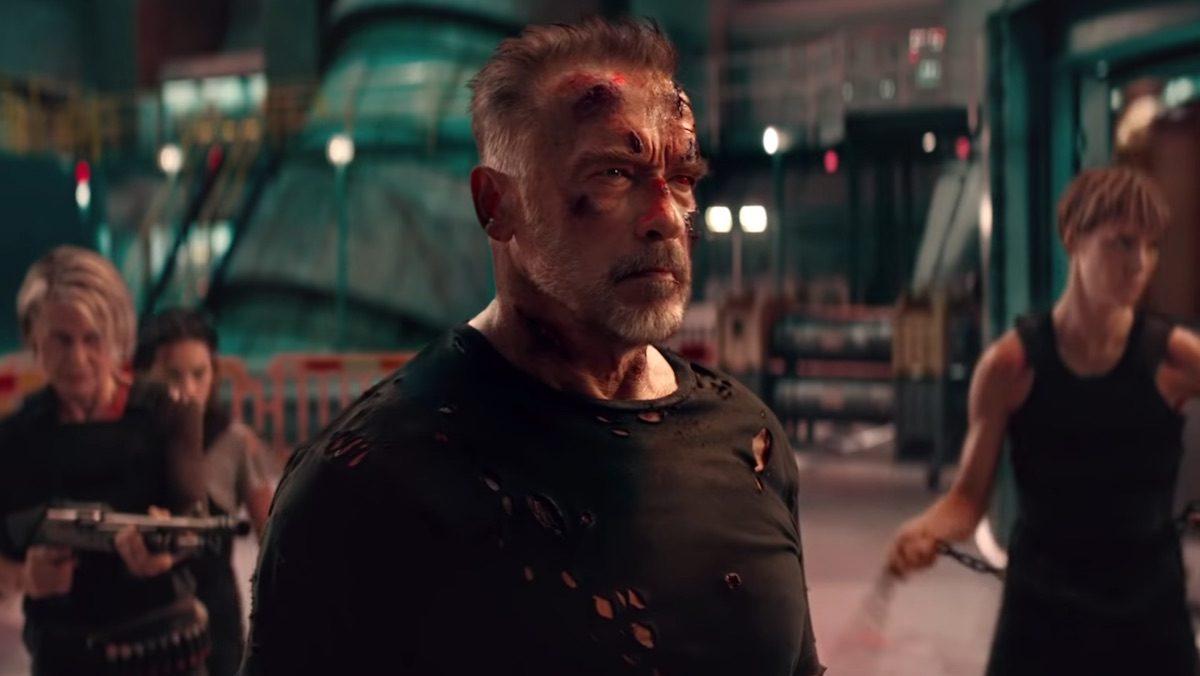 Critique Terminator Dark Fate : un peu mieux que Genisys