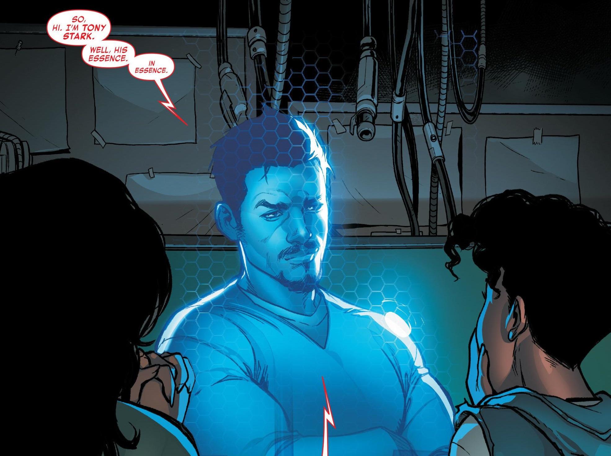 Théorie Marvel : Et si Tony Stark était encore vivant ?