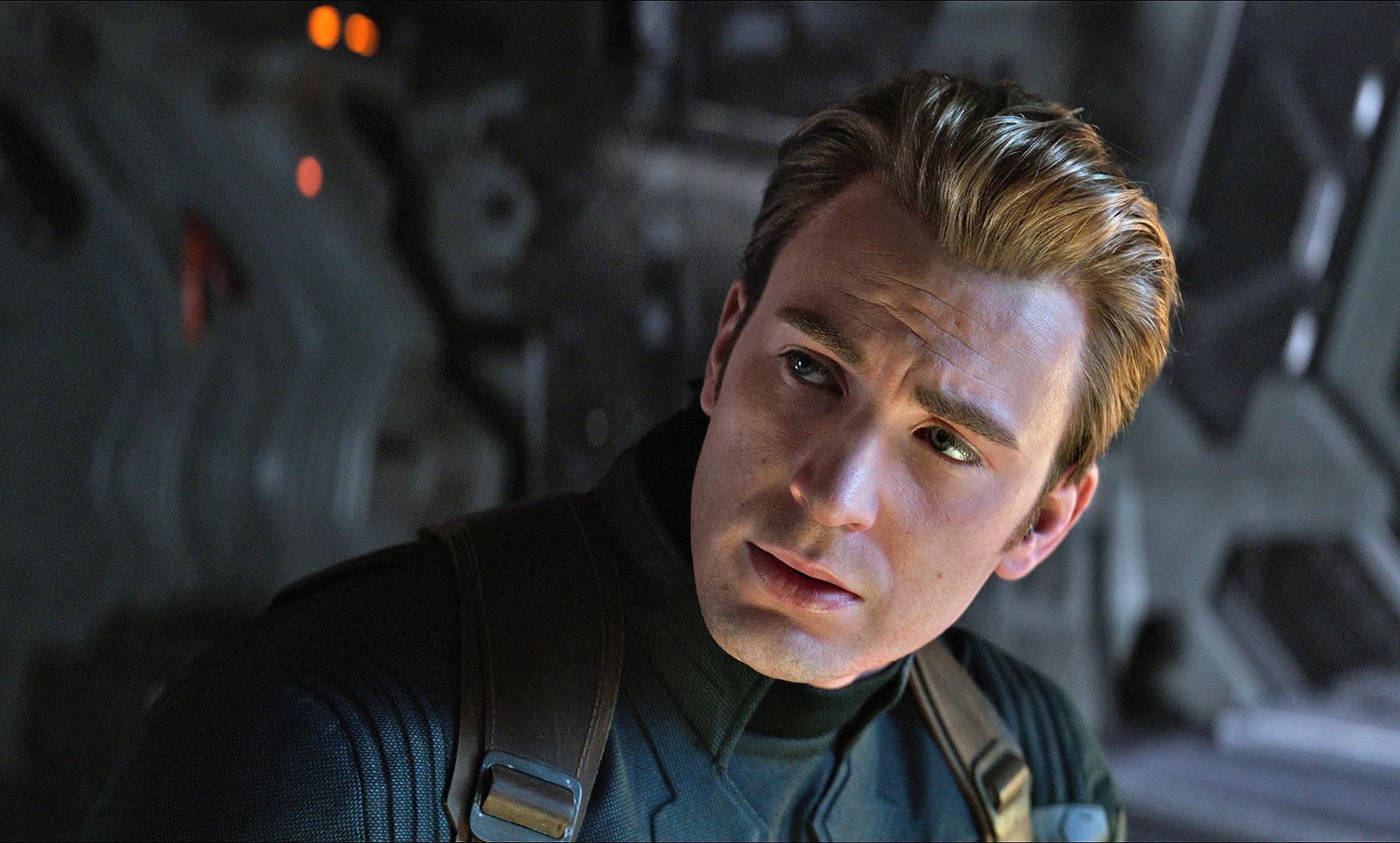 Chris Evans ne rejette pas la possibilité de revenir en Captain America
