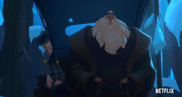 Klaus : les origines du mythe de Noël racontés avec beaucoup de sensibilité