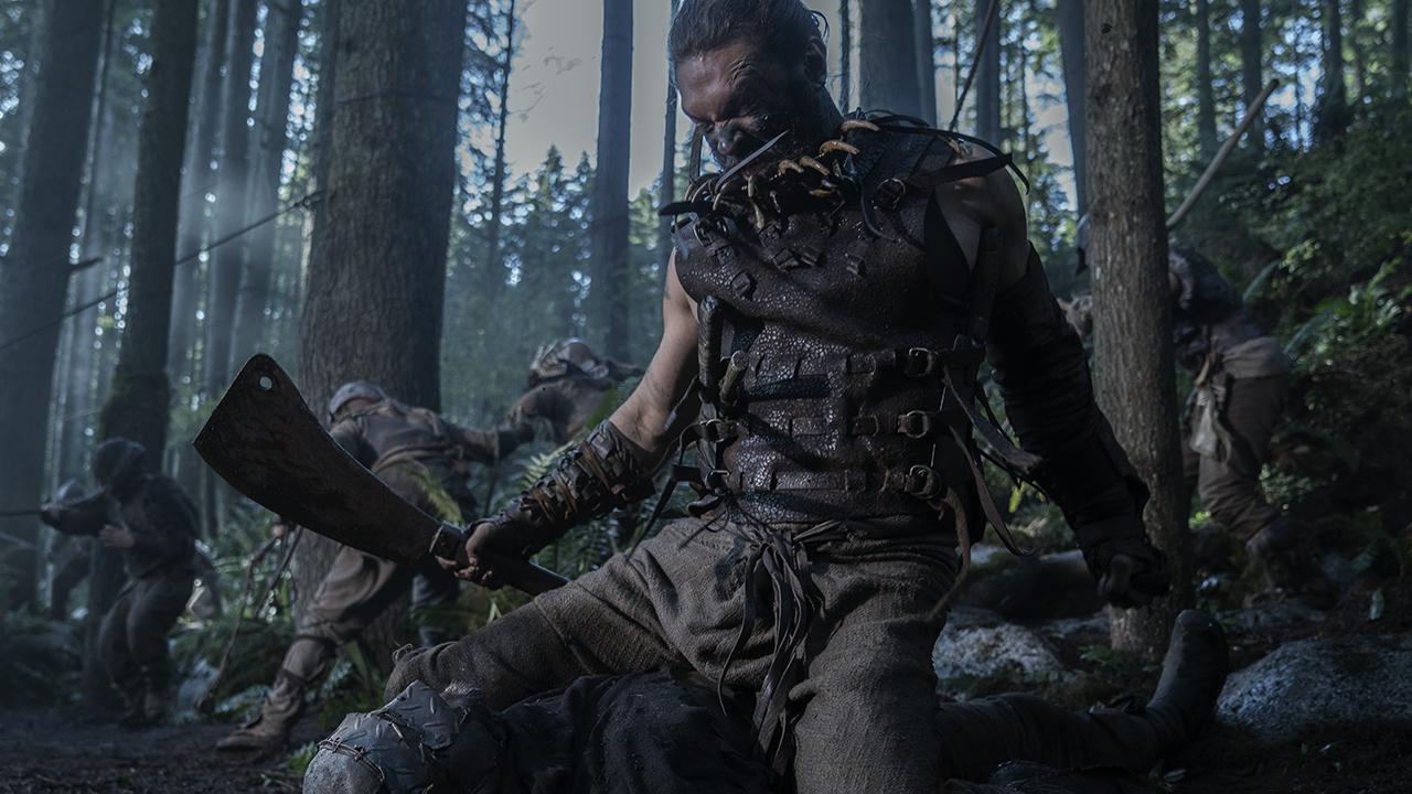 See : Jason Momoa joue au guerrier aveugle dans une série bancale