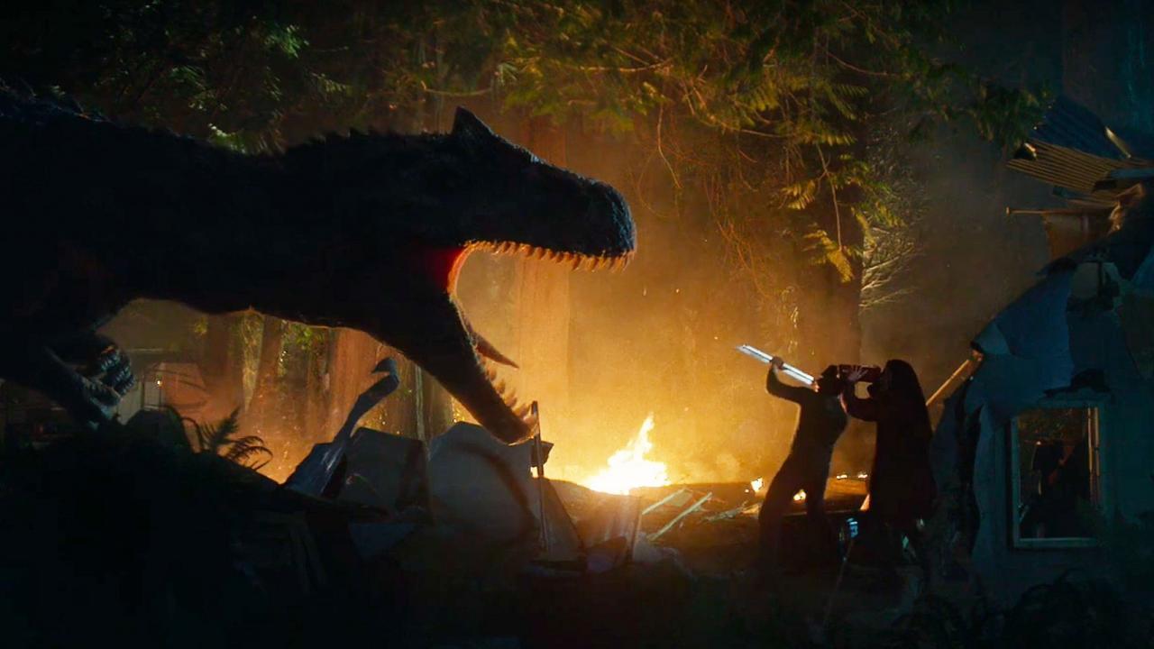 Jurassic World 3 : le titre de travail dévoilé. Que cache-t-il ?