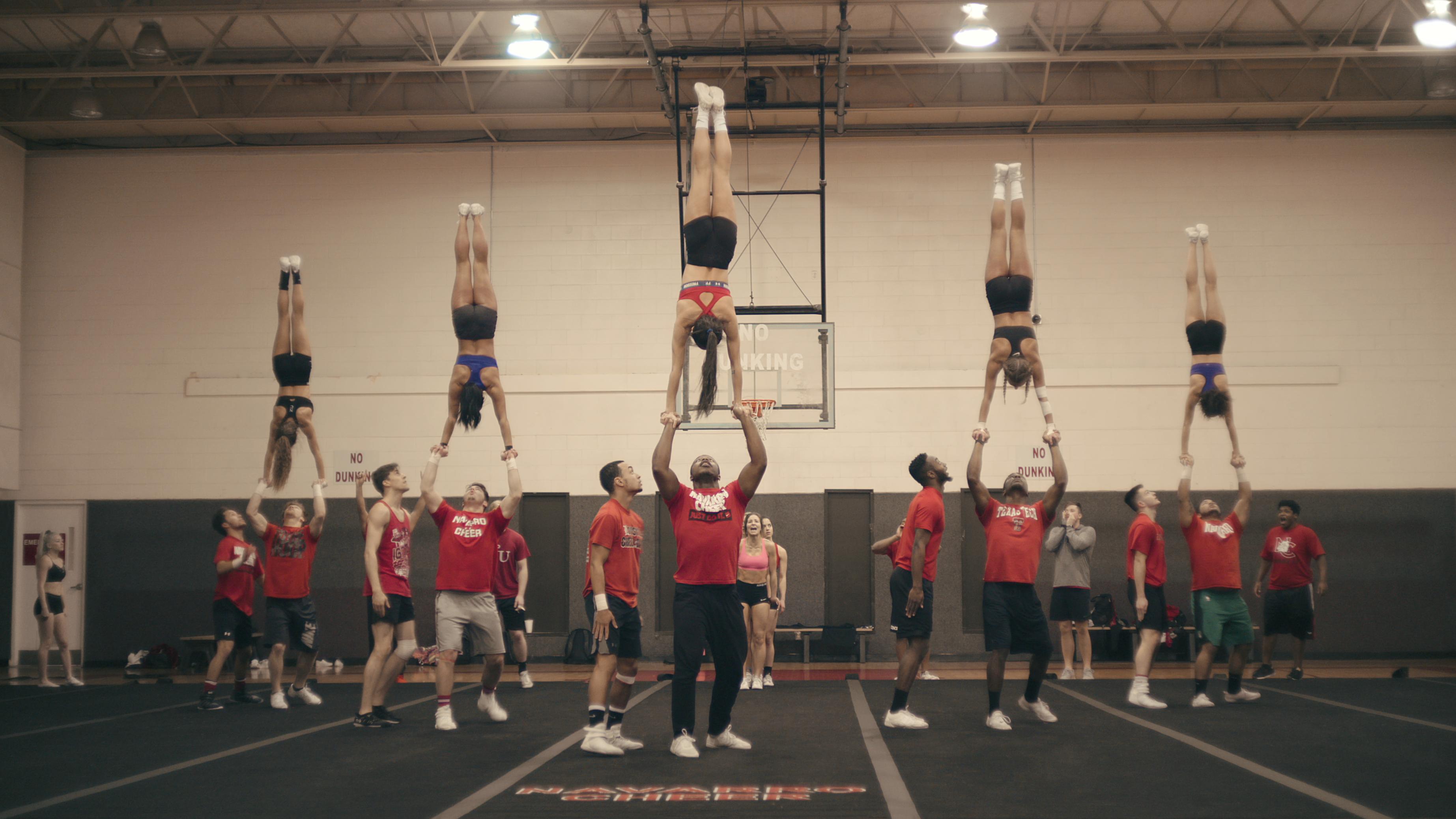 Netflix's cheerleading docuseries will get you addicted