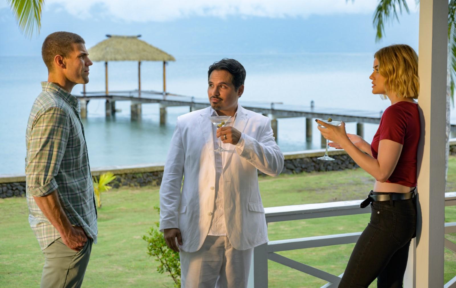 CRITIQUE / AVIS FILM Nightmare Island: le cauchemar est dans le titre