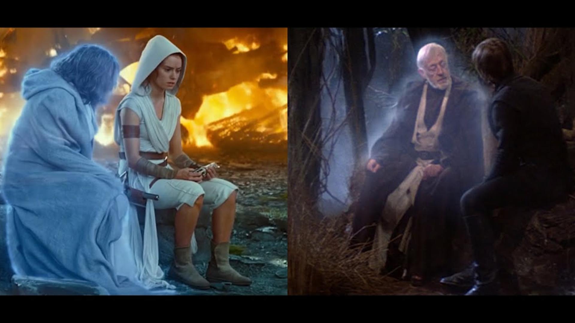 Star Wars : cette vidéo prouve les similitudes entre la première trilogie et la dernière