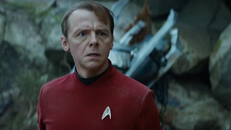 The Mandalorian : Simon Pegg veut apparaître dans la série - CinéSéries