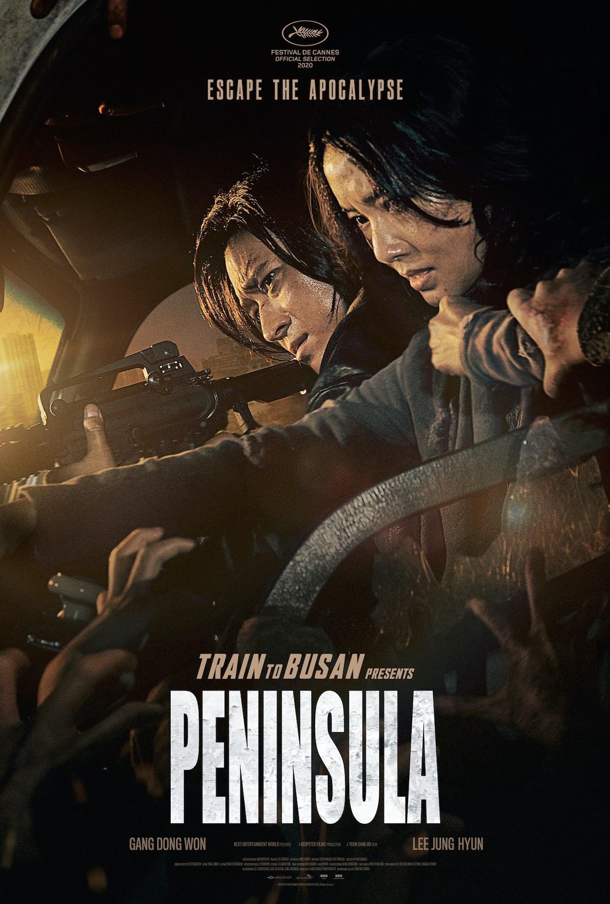 Peninsula : le film dévoile deux nouveaux posters mais décale sa date de sortie