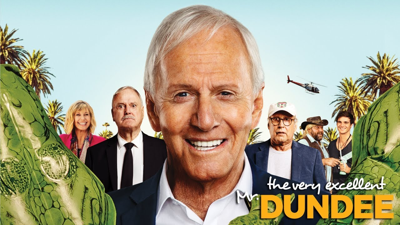 Trailer Du Film The Very Excellent Mr Dundee The Very Excellent Mr Dundee Bande Annonce Vo Cineseries