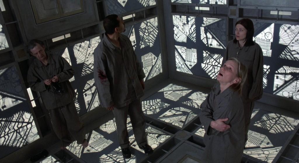 Cube sur Netflix : le film a été tourné dans une seule et unique pièce