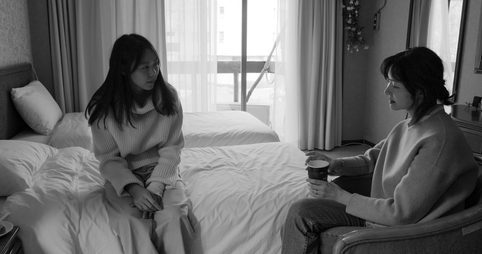 Critique / Avis film Hotel By The River : poème clair-obscur