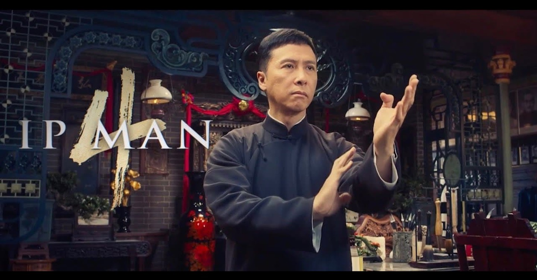 Ip Man 4 : Un dernier combat relativement efficace pour Donnie Yen