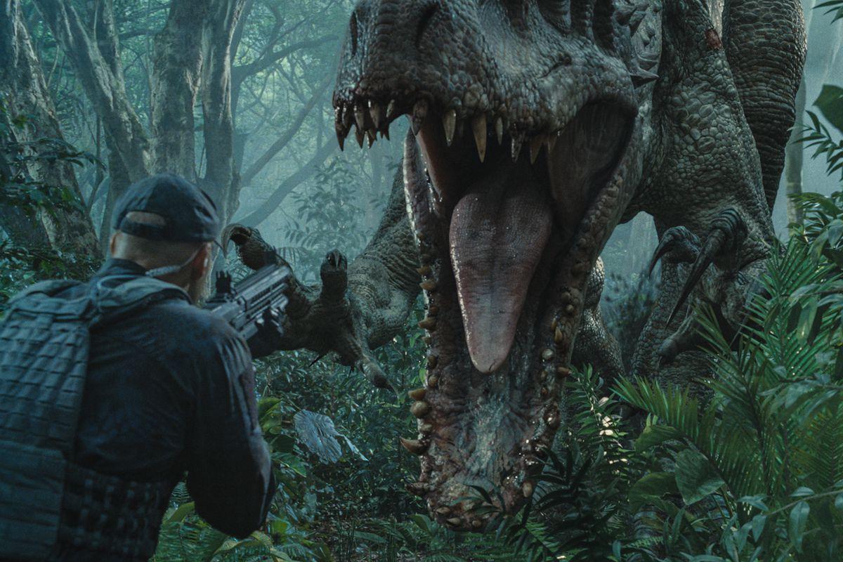 Jurassic World 3 utilisera beaucoup plus d'animatroniques que les précedents films
