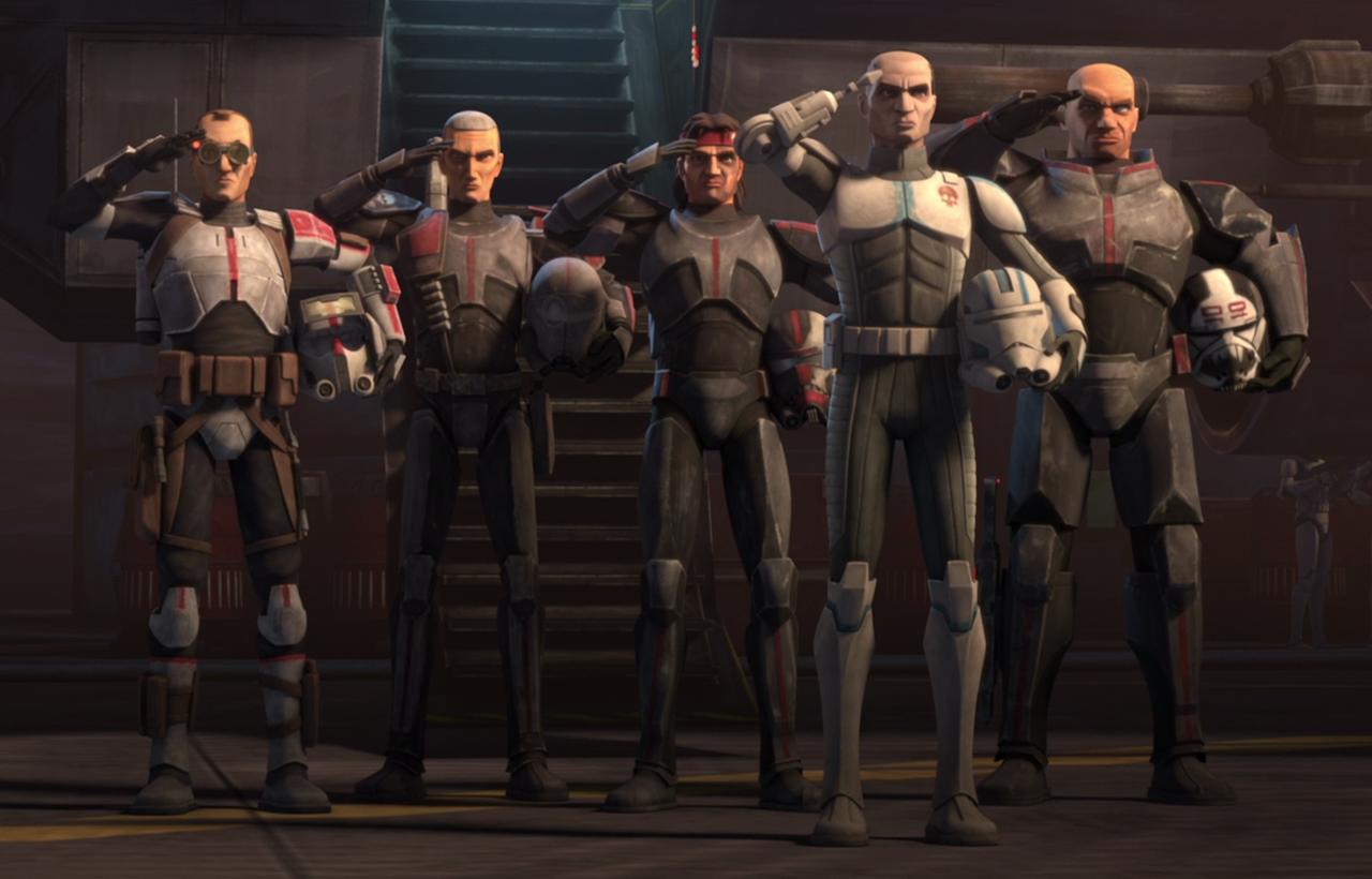Star Wars : une nouvelle série animée arrive sur Disney+