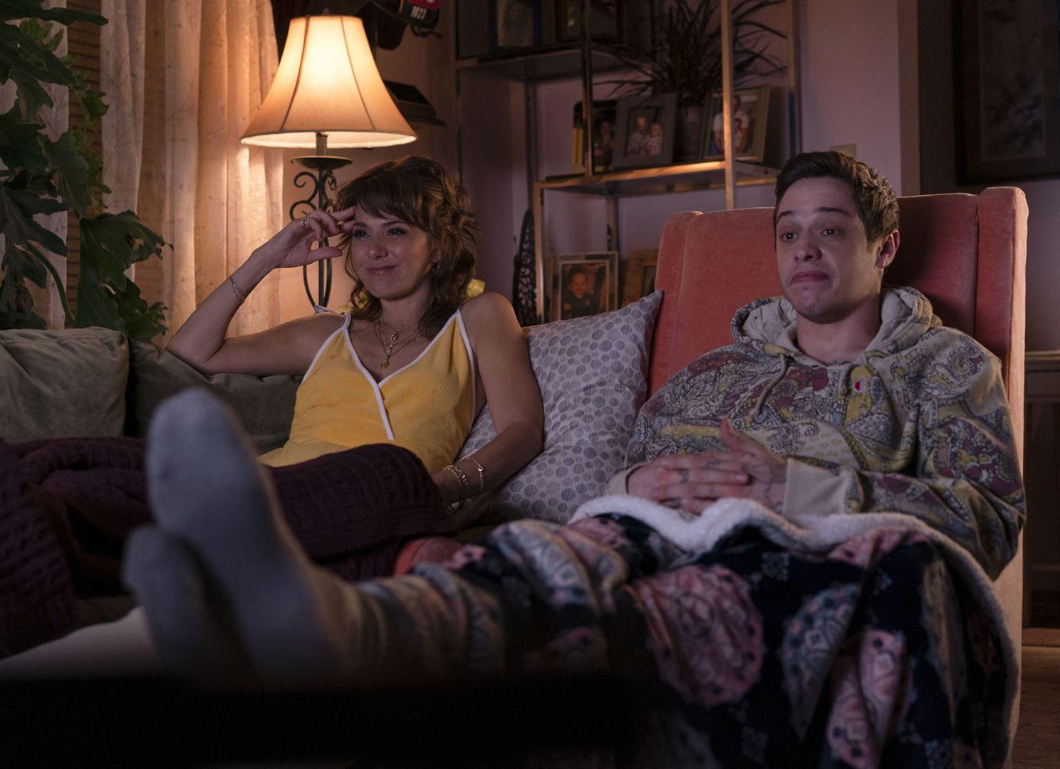 """""""The King of Staten Island"""" : Critique de la comédie de Judd Apatow avec Pete Davidson."""