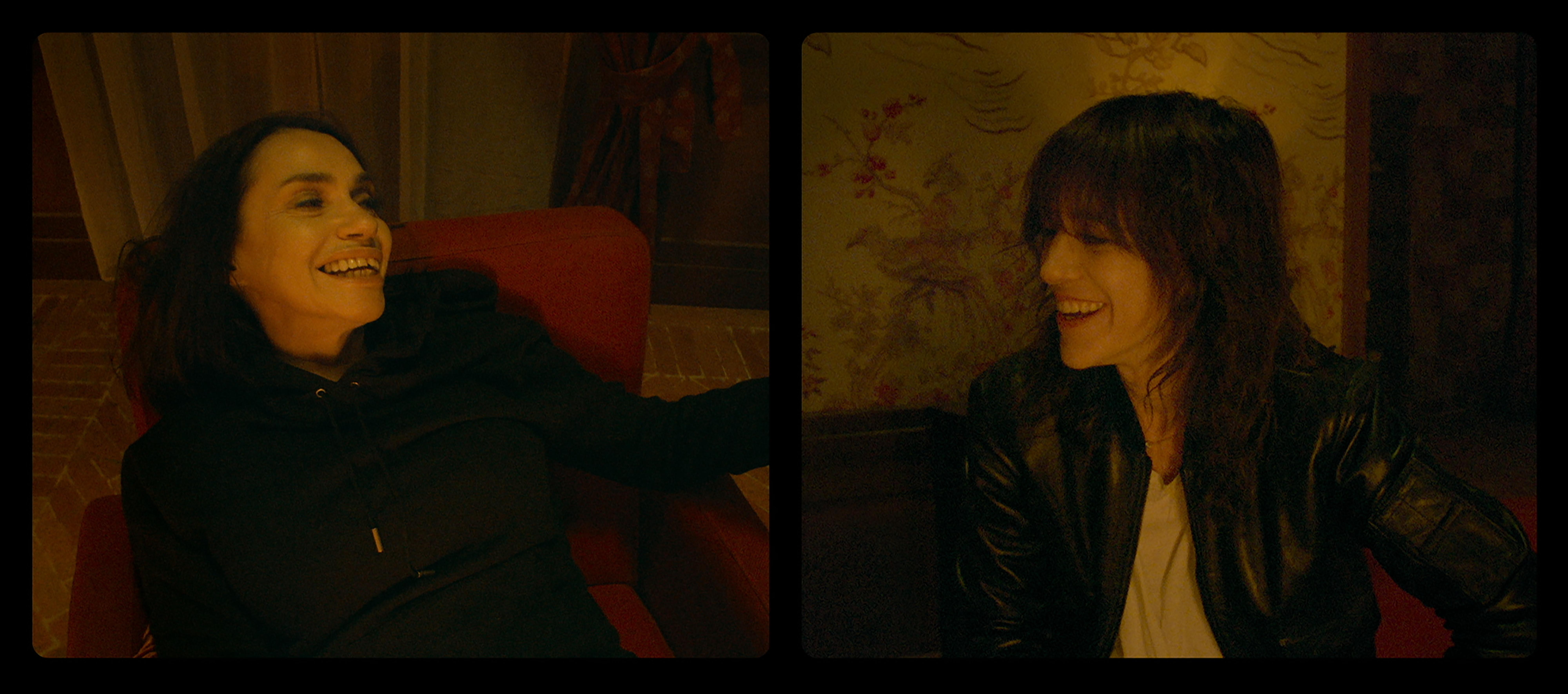 Lux Aeterna : critique du moyen-métrage de Gaspar Noé avec Béatrice Dalle et Charlotte Gainsbourg.