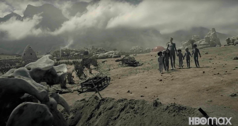 Raised by Wolves : un nouveau trailer pour la série de Ridley Scott