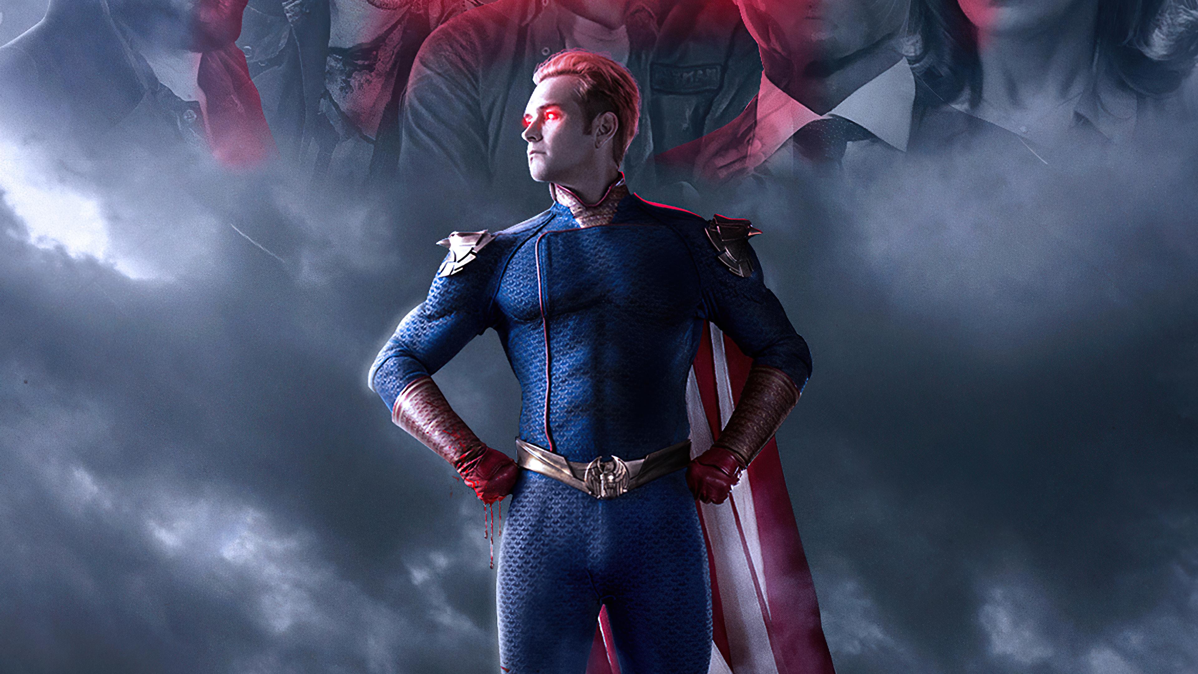 The Boys saison 2 : les nouveaux super-héros s'annoncent dans le trailer final