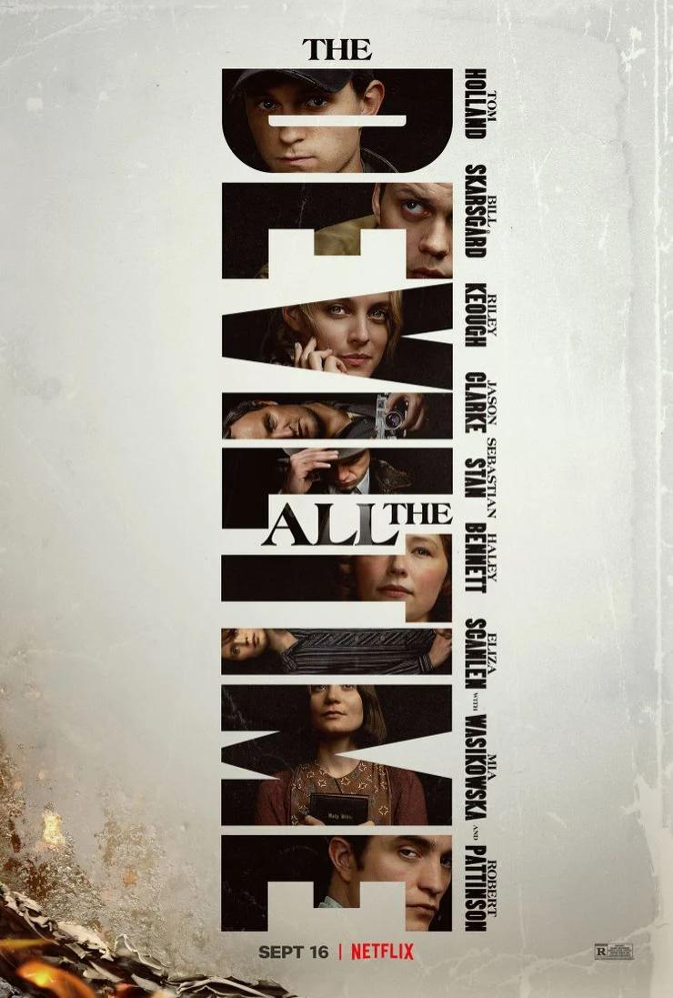 The Devil All the Time : Netflix dévoile le poster et son casting dingue