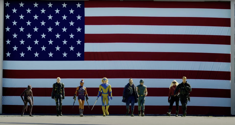 The Suicide Squad : les premières images sont arrivées