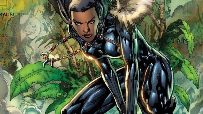 Shuri en Black Panther