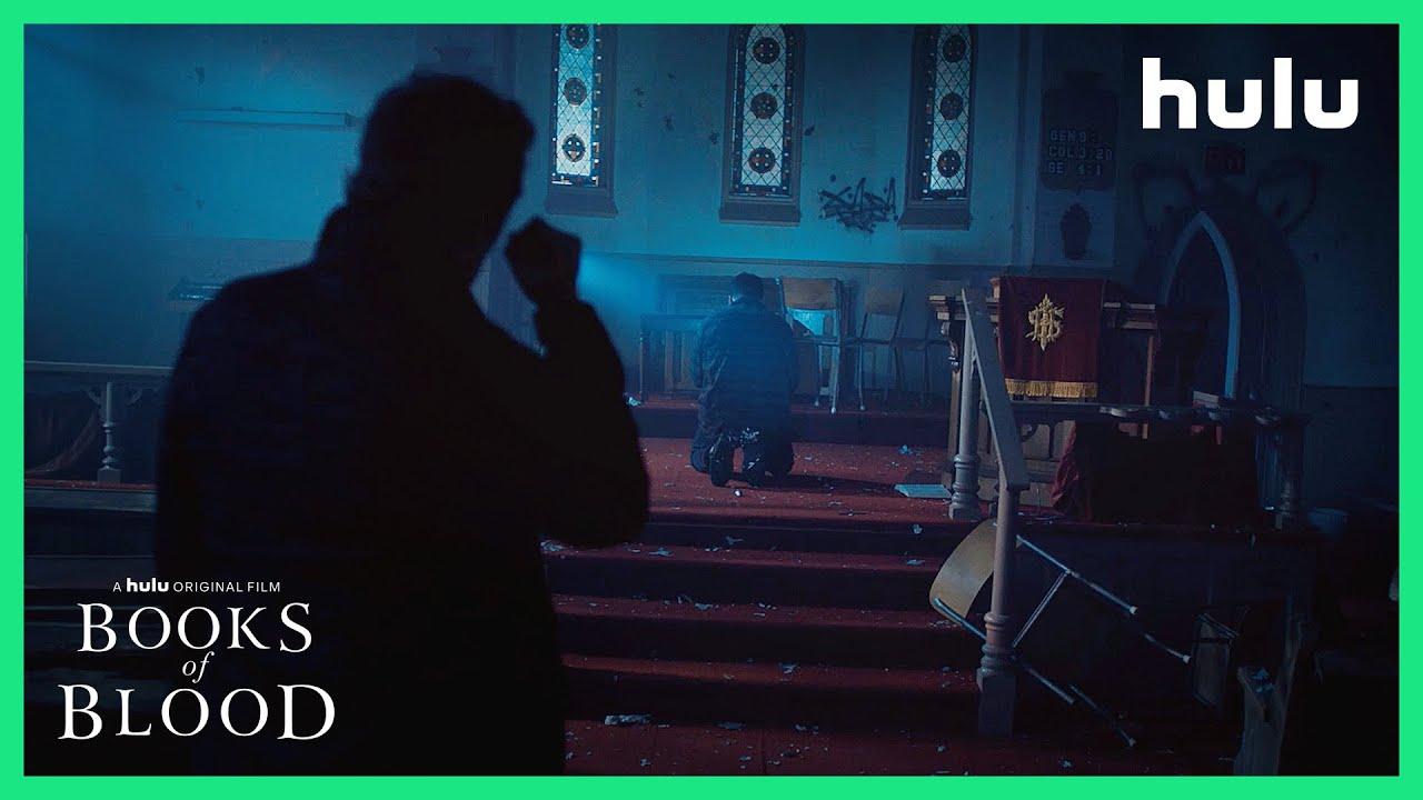 Books of Blood : un teaser sanglant pour le film d'horreur adapté de Clive Barker - CinéSéries