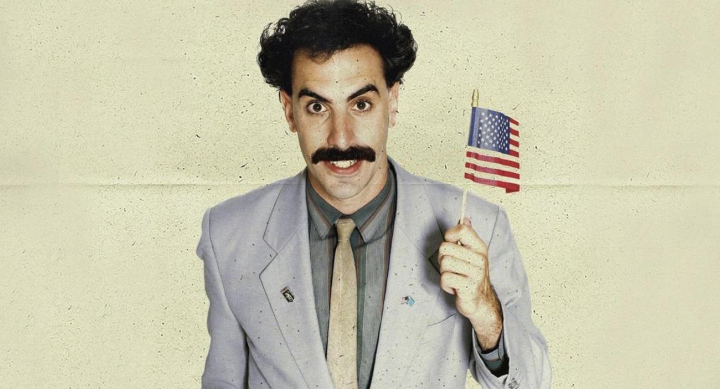 Borat 2 : la suite est confirmée, avec un titre incroyablement long - CinéSéries