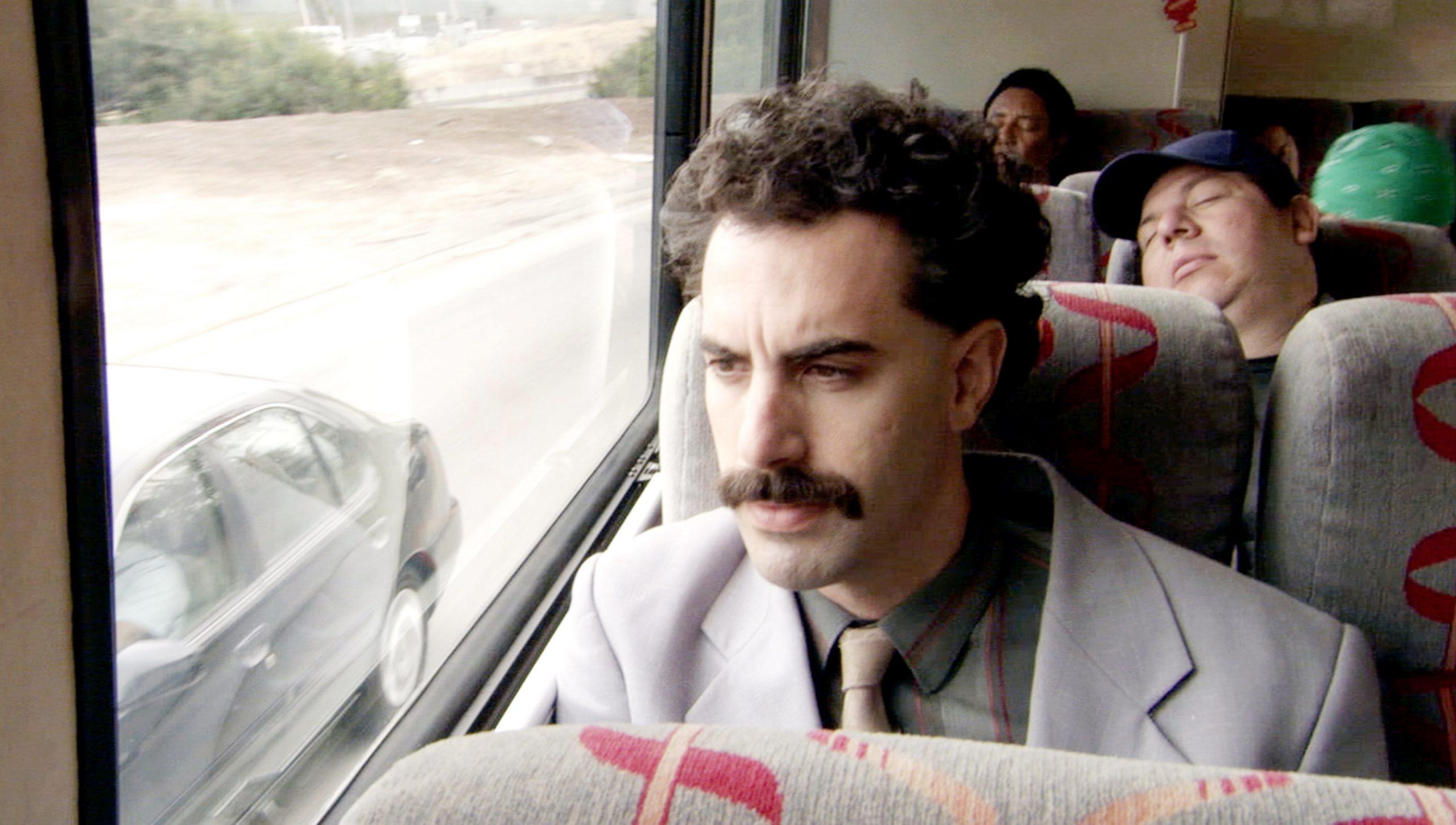 Borat 2 : le film sort dans les prochaines semaines (mais pas au cinéma)