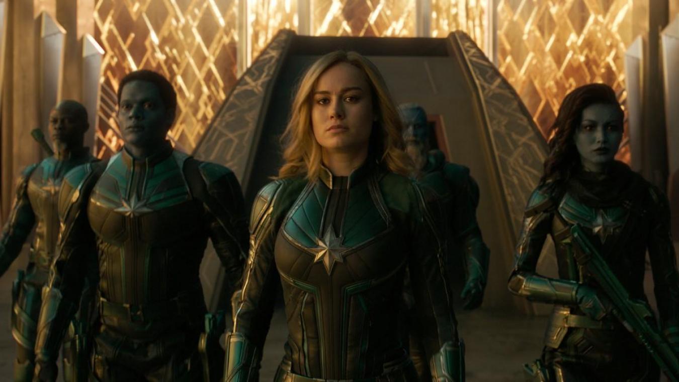 Captain Marvel : pourquoi Brie Larson avait refusé le rôle ?
