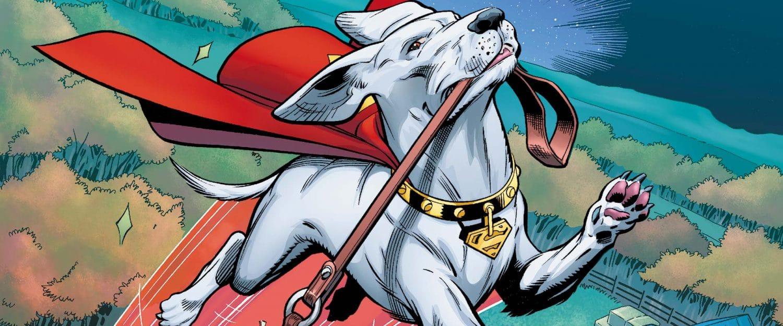 DC Super Pets : découvrez le premier aperçu de Krypto au cinéma