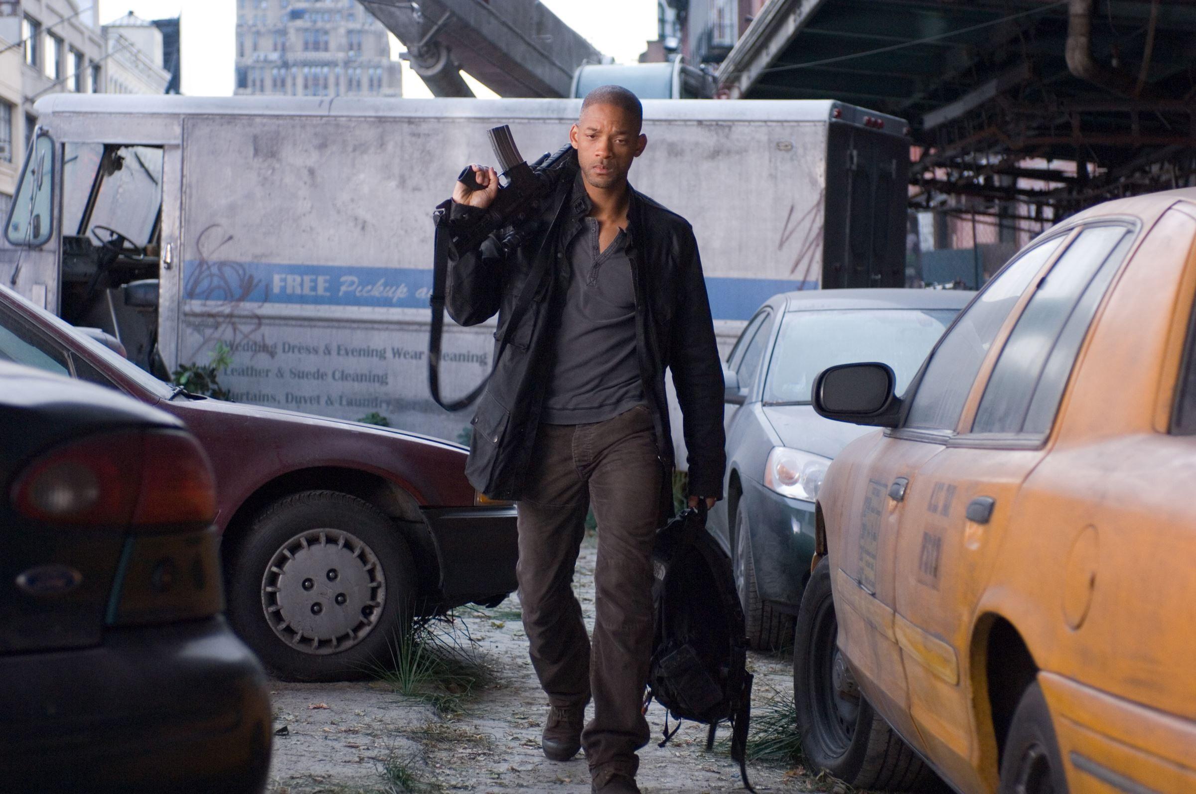 Je suis une légende : Comment Will Smith s'est-il préparé pour incarner le scientifique Robert Neville, unique survivant dans New York ?