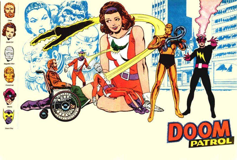 doom patrol 1963
