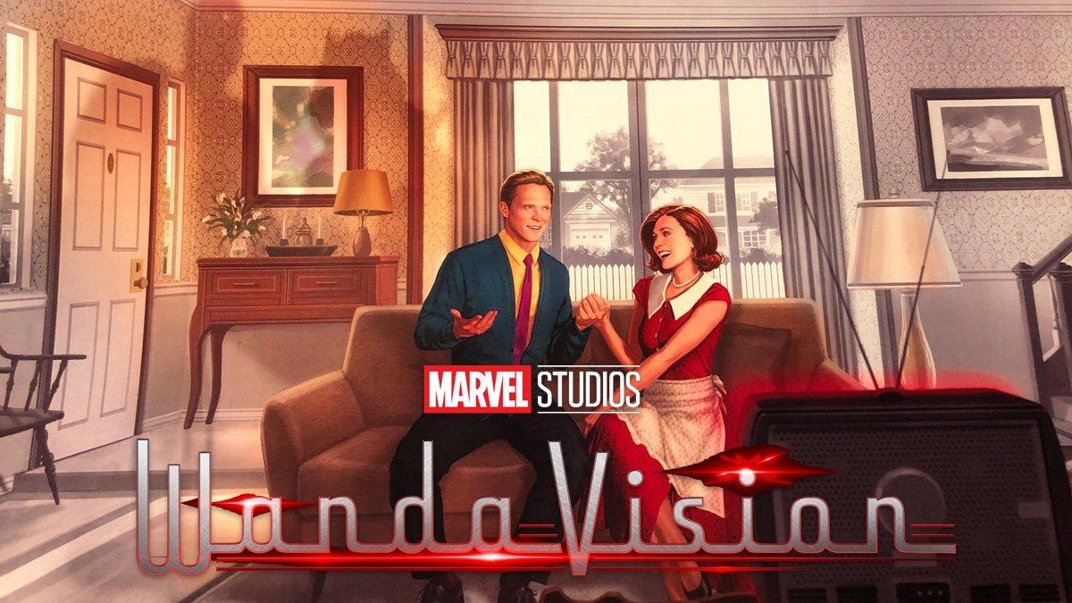 wandavision marvel
