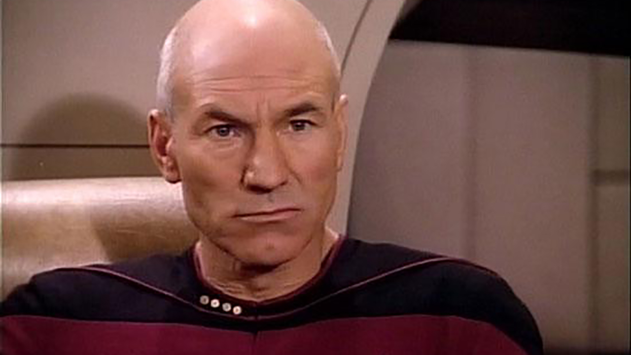 Patrick Stewart n'est pas contre un crossover entre Star Wars et Star Trek