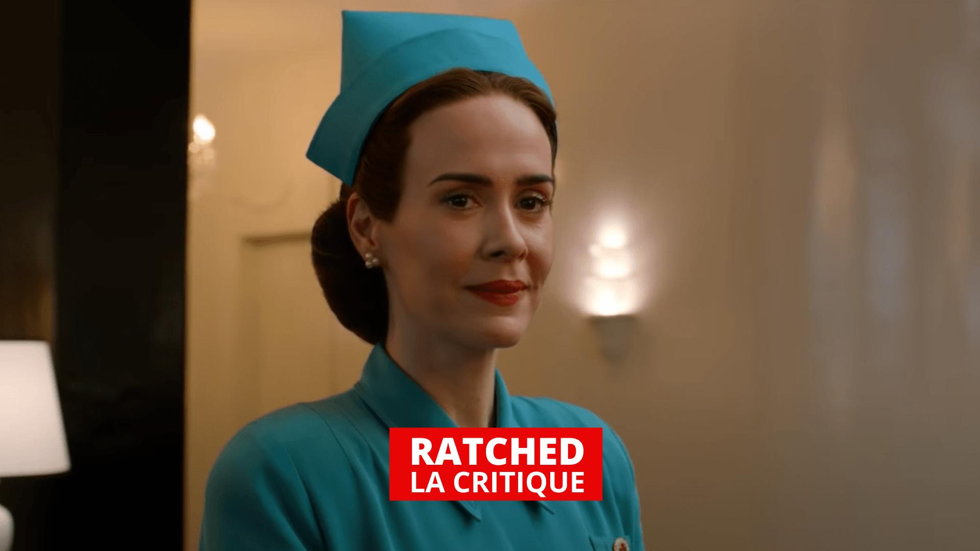 Critique de Ratched (Série, 2020) - CinéSéries