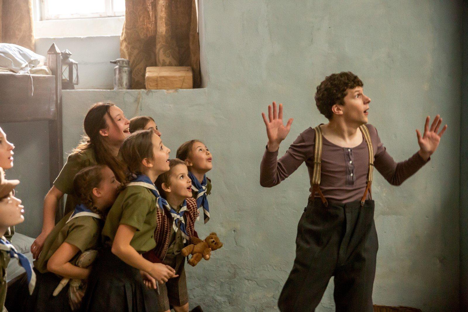 Critique / Avis film Resistance : Marcel Marceau, résistant avant mime