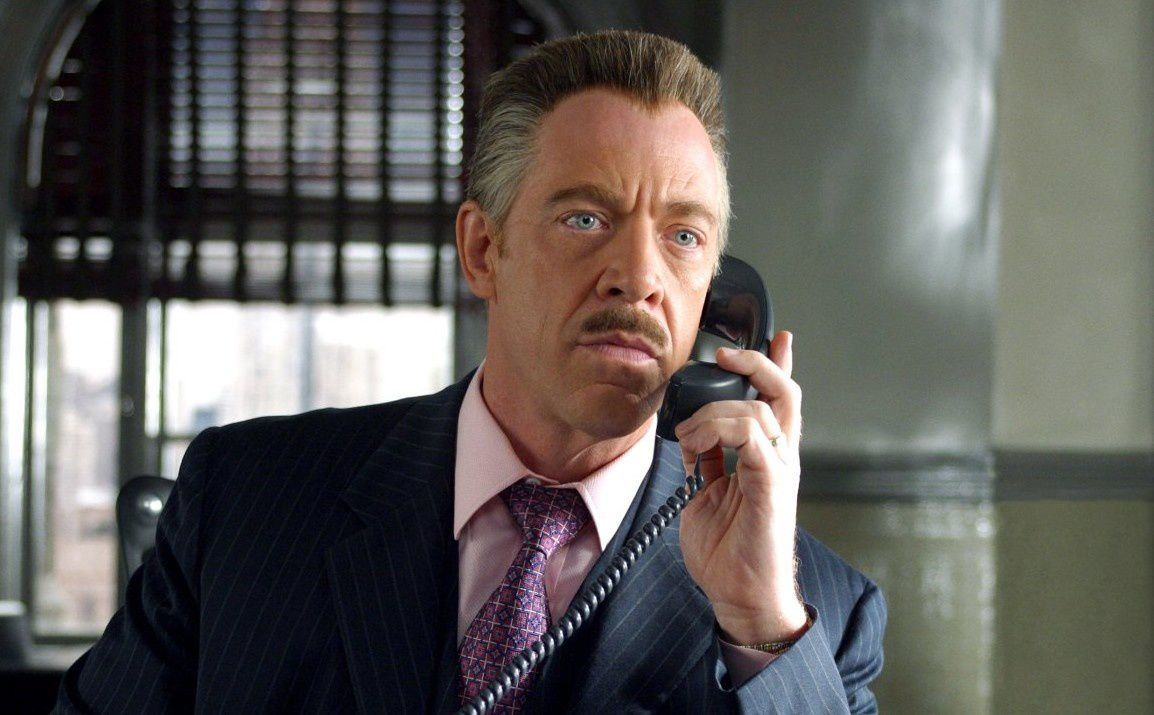 Spider-Man Far From Home : J.K. Simmons révèle pourquoi J. Jonah Jameson est devenu chauve